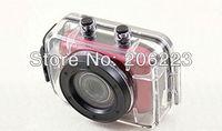 Free shipping! 720P Waterproof Sport Camera Portable Mini DVR Helmet Sport Outdoor Camcorder