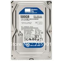 "Retail or  wholesale WD5000AAKX 500GB 7200 RPM 16MB Cache SATA 6.0Gb/s 3.5"" Internal Hard Drive"