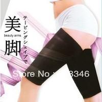 Fashion beauty slimming legs Massage Shaper  Fat Burning Shapewear bandage