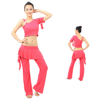 unique costumes outfit Belly dance clothes dance belly dance costume set pants leotard practice service