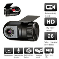 HD 720P Smallest In Car Dash Camera Video Register Recorder DVR Cam G-sensor