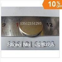 15mm x 1mm  N35 (Nd-Fe-B) ndfeb magnets rare earth magnets permanent magnets  magnets strong powerfull magnets 50pcs/lot