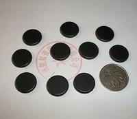 ISO15693  Dia 18 mm RFID Laundry Tag with I.code Sli, High Teperature Tag