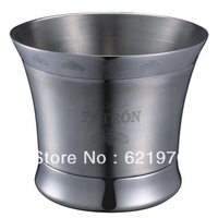4L, 2 bottles of  Partron Double Wall Stainless steel 18/8 ( 304) ice bcuket , cooler,  food grade