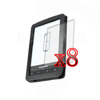8xLCD Guard Shield Screen Protector Film For PocketBook Basic 622 touch 6""