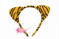 Free shipping,Hair bands love star butterfly colorful party headband ,christmas headband,tiger ear,animal headband
