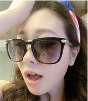 Brand New high quality Unisex big frame sunglass POP STAR Desingner Sunglass UV400 fashion eyewear Free Shipping