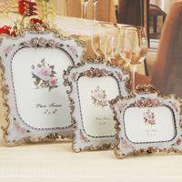 Royal vintage photo frame fashion resin decoration photo wall combination photo frame