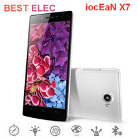"5.0"" iocean X7 MTK6589 Quad Core phone 1920*1080 FHD screen RAM 1G ROM 4G Android 4.2 dual sim card"