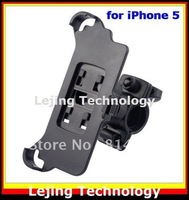 DHL free shipping 200pcs/lot Bicycle Bike Mount Holder for iphone 5, bike cell phone holder