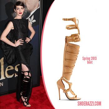 2013 summer high heel gold gladiator sandals boots for women
