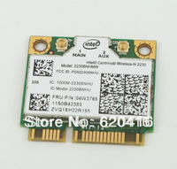 Free Shipping intel 2230 04w3765 wireless 4.0 bluetooth wifi wireless N network mini pcie half card for IBM Lenovo Thinkpad