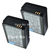 New Camera  Li-ion 2x Battery for SAMSUNG BP1130 NX300 NX2000