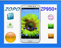ZOPO ZP950+ quad core 5.7inch ZP950H pro IPS 1280x720 Android 4.2 mtk6589 phone 1GB RAM dual sim Bluetooth 4gb uptional