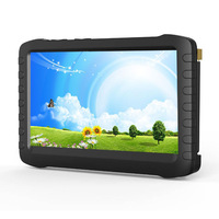 "Discount price 5"" HD Wireless portable TE-968H(Support wireless and wired camera,AV-IN)"