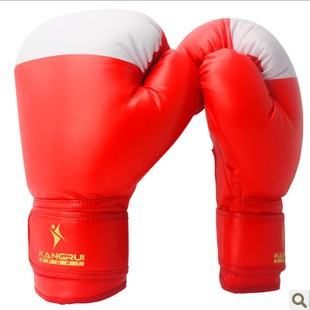 Free Shipping Men Male boxing gloves sanda taekwondo sandbags sandbags Gloves Adult Gloves Gauntlets Black/Red/Blue