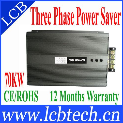 wholesale 20pcs/lot 70KW Three&Single Phase Industrial electric Saving box Energy Elecricity Power Energy Saver Reduce Save Bill(China (Mainland))