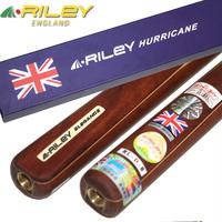RILEY Ruili hurricane snooker table billiard cue black 8 lever British origin