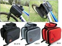 Classic,bicycle bags,the waterproof shell EVA bike bag. Cycling Bag,have phone bag,can choose color,China post air FREE SHIPING
