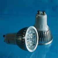 4W Gu10 Led Spotlight / Bulb,Epistar Led chip,High Brightness, Rohs & Ce, 2 years guarantee,M.o.Q