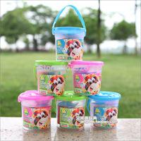 Prize 1pcs fruit flavour color clay plasticine toy belt mould
