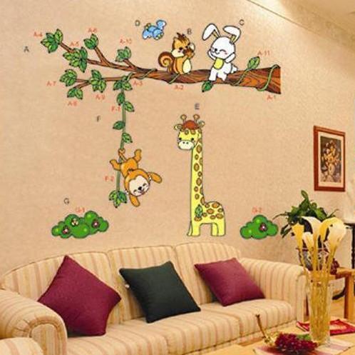 Compra pegatinas de pared para dormitorios de los ni os - Pegatinas para dormitorios ...