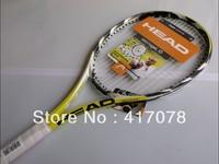 MicroGEL Extreme Pro L3  Youtek Radical Pro new 100% carbonic tennis rackets Head YouTek IG Speed MP rackets sport