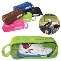 Travel water-proof and free breathing travel shoe bag shoes and bags travel storage bag c764
