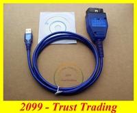 Best Price For High Quality  vag 409 VAG KKL USB+Fiat Ecu Scan with Best Chip FT232 diagnostic interface  vag 409+fiat ecu scan