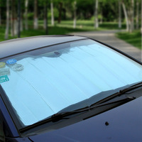free shipping Car thickening sunscreen car sun-shading stoopable car e sun-shading board auto supplies