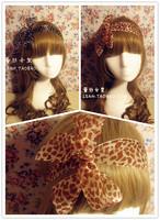 Fashion beauty hand made 3D flower elastic lace headband hair band headbands bridal wedding hair accessories for women