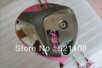 Free shipping 2013  New Women's golf clubs  Stage 2  Driver 12  Graphite L