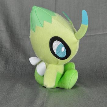 "Pokemon Plush Stuffed Animal Celebi 7""  Collectible Doll Cute Plush Toy"