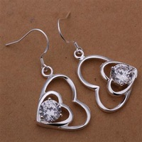 E255 Wholesale 925 silver earrings, 925 silver fashion jewelry, fashion earrings /bgdajxkaso