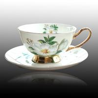 Bone china coffee cup set fashion ceramic coffee cup