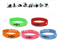 Free shipping Wholesale 10000pcs/lot Mosquito insect anti bracelet band baby writstband Repellent Bracelet