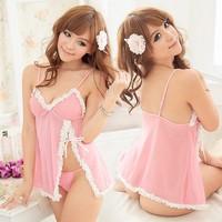 Free shipping wholesale woman sex lingerie set women clothing intimates women underwear sexy