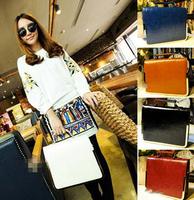 2014 New ladies leisure wild simple bag Messenger bag doctors bag women handbag shoulder bag girl handbags free shipping