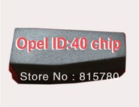 2013 Promotion 20PCS/Lot Professional ID:40 ID40 ID 40 Transponder Chip Specialized for Opel with 100% A+ Quality+Free Shipping