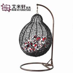 Tasche innen und outdoor schaukelstuhl vogelnest h ngender for Schaukelstuhl outdoor rattan