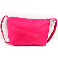 New Arrival Women Lady Make-Up Cosmetic Travel Zipper Wallet Coin Purse Bag Makeup Pouch