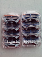 Top quality  5 layers 50 packs shavor for men with packing box/ Shaving razor blades EU& US& RU (8pcs=1pack)