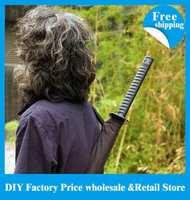 Factory price+Free shipping 30pcs/lot Japanese Samurai Swords Umbrella Katana Umbrellas Creative Umbrellas