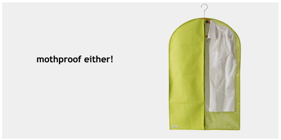 Free shipping--3 pcs per lot--High quality persistent dry coats soft storage bags(China (Mainland))