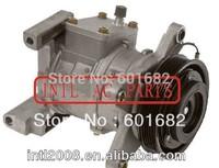 ac compressor Denso 10PA17H 93>98 Toyota Supra L6 / 1992>2000 Lexus GS300 L6 PV6 pulley OEM#247100-3462