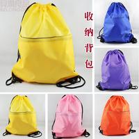 Home garden Waterproof tote drawstring bags backpack storage bag gift bag multifunctional backpack sorting bags  2E04E