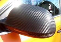 30cm x 127cm Black Twill-Weave 3D Carbon Fiber Vinyl Sheet Sticker Car Warp For Car/Motorcycle/Mobile/Laptop