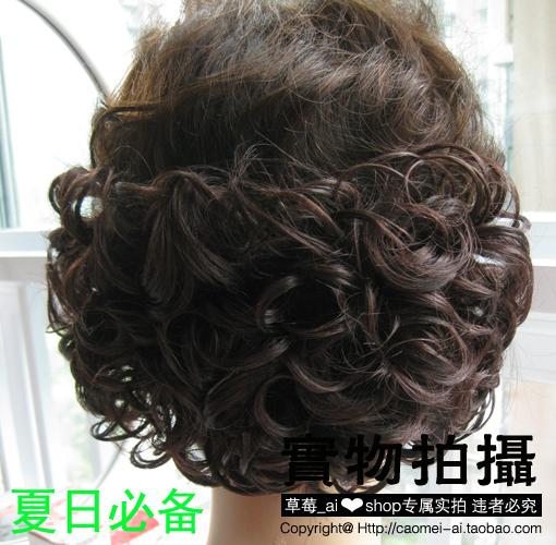 Curly Bun Hair Pieces Curly Hair Bun Hair Piece