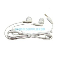 MP3 MP4 3.5mm Earbud Earphone For PDA PSP Players W C