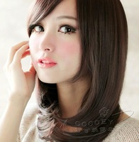 Cute wig buckle pear wig  free shipping